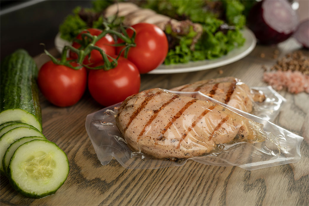 CHEF'S CRAFT® Gourmet Sous Vide Chicken