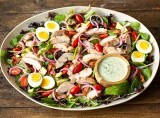 Green Goddess Chicken Cobb Salad